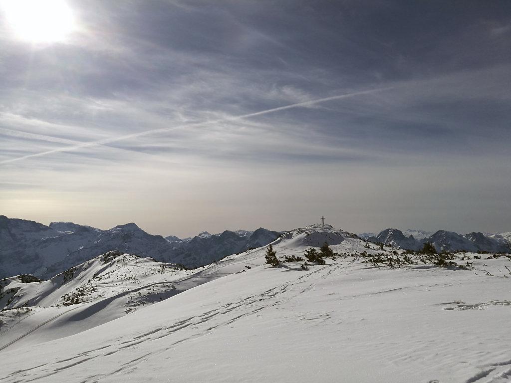 Kasberggipfelkreuz