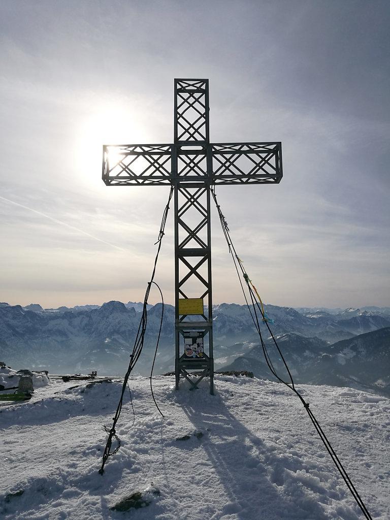 Kasberggipfelkreuz IV